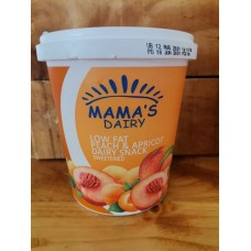 Mamas Dairy Low Fat Peach & Apricot Dairy Snack
