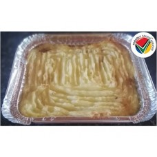 Cottage Pie with side of vegetables