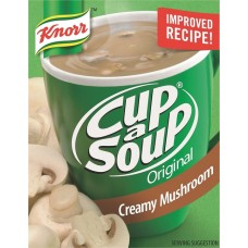 Knorr Creamy Mushroom Cup a Soup