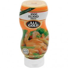 All Gold 1000 Island Sauce Squeeze 500ml