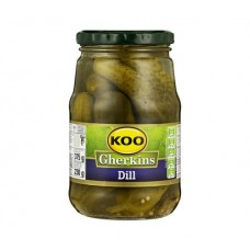 Koo Gherkins with Dill 375g